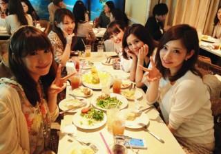 anan総研創立記念☆巨大女子会開催!(前編)50人のメンバーが勢揃いしました。