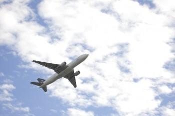 お父さん_飛行機