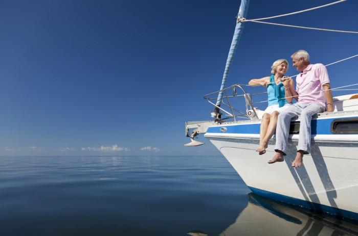 「20年後にカリブ海クルーズしようよ!」って先過ぎ。