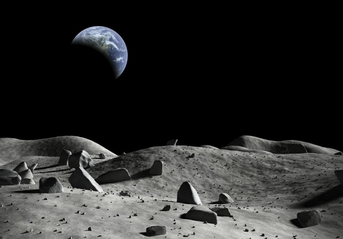 月の土地のプレゼント! ロマンティックで素敵。でも私は地球のほうがいいな、目黒区あたりで。