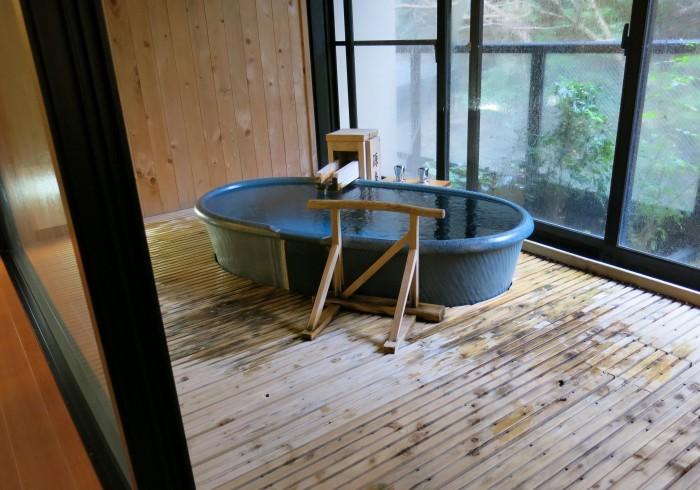 離れ産土亭 檜風呂付き和室 一泊一名 朝夕食事付き ¥19,590〜