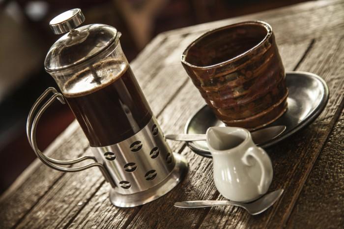 コーヒーは男女ともに人気が高い!