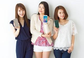 【美肌に撮れる】最新スマホ 「Galaxy S6 edge」は、ここがすごい!