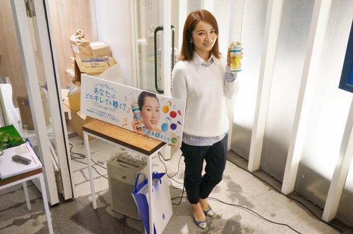 渡辺 真由子(No. 22)さん。