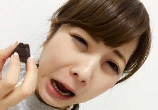 おやつア〜ンアン♡vol.12Tabasco スパイシーダークチョコレート