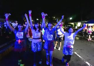 【スタート!】走り出した4人の運命は? グアムインターナショナルマラソン挑戦記②