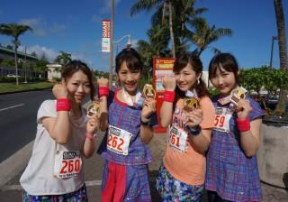 【タイムは?】「絶対もう一度来る!」グアムインターナショナルマラソン挑戦記④