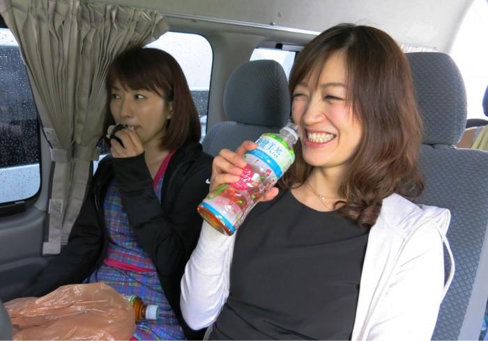 村上さんと高木さん。