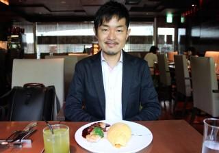 コピーライター 佐々木圭一さんと「洋食ミヤシタ」に行ってきた。私をオムライスに連れてって! vol.2