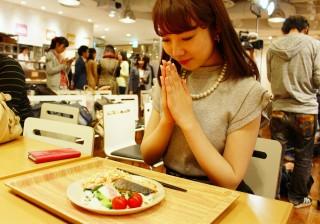 【期間限定】丸の内タニタ食堂メニュー×KIRIMIちゃん.コラボメニューがカワイイ