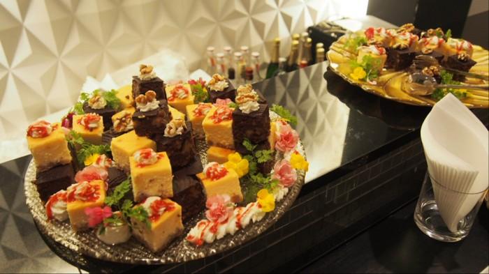 チーズケーキやチョコレートケーキなど、絶品!