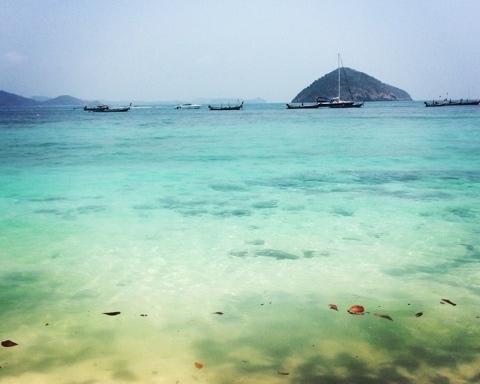 コーラル島⑤