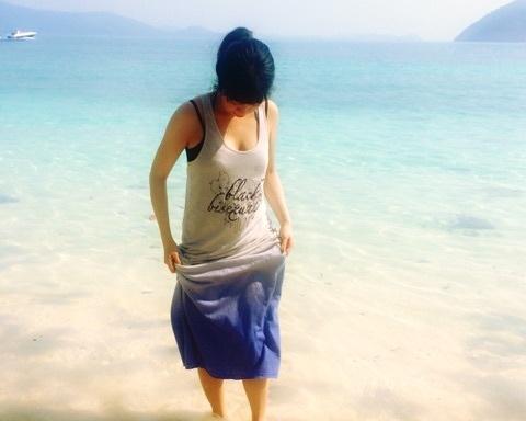 コーラル島①