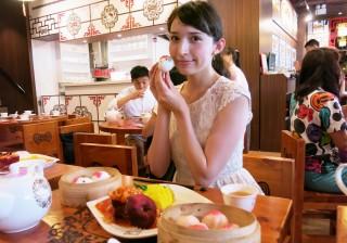 アリスがゆく!世界初のキティ中華も! 1泊2日、3万円以下で楽しむ香港。