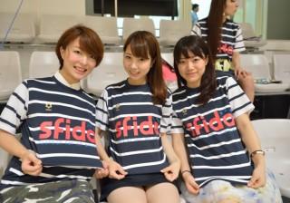 【すみだvs.浦安】anan総研フットサル部、初めてのFリーグ観戦記。