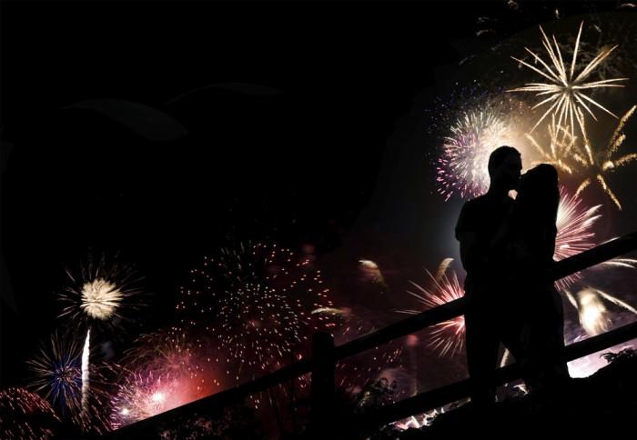 花火のように、パーッと燃え上がりやすい夏の恋。