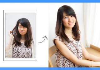 【簡単4ステップ】梅雨時の巻き髪キープスタイリング術。
