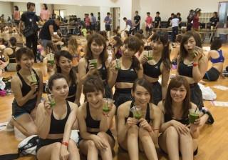 【「小松菜×オレンジ」ジュースを堪能!】anan総研美トレ部発足!(後編)