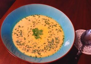 誰でも料理上手!なモテレシピ♪ Vol.3 パンプキンポタージュ 。