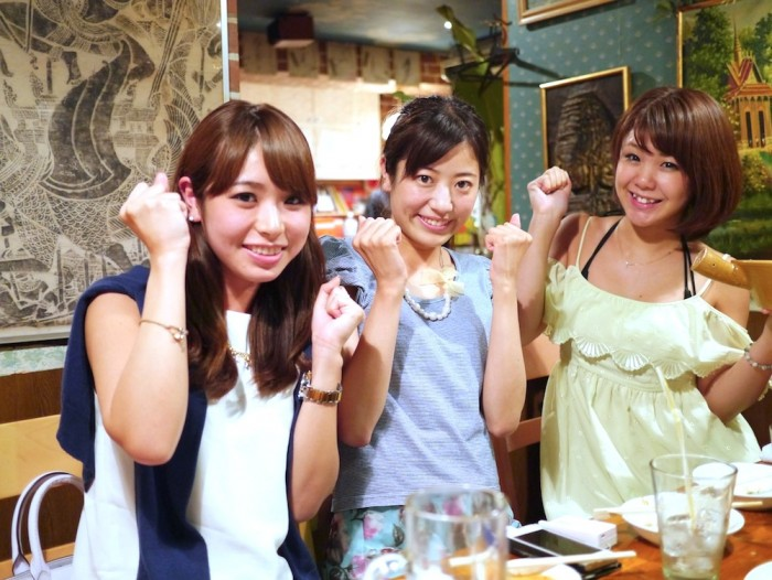 片桐さん、鈴丘さん、MAAMIさん(no.101)