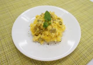 オーガニック美人塾vol.4「目覚めが良くなるサラダ」のレシピと作り方。