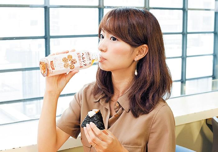 anan総研No.036 筧 沙奈恵さん