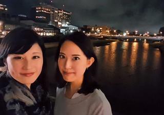 Galaxy S6 edgeのカメラで京都セルフィー日記