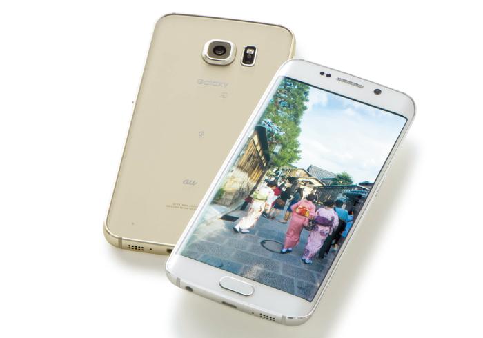 Galaxy S6 edge イメージ