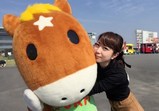 【うまグルメ】女子大生が東京競馬場で見つけたうまいもの!