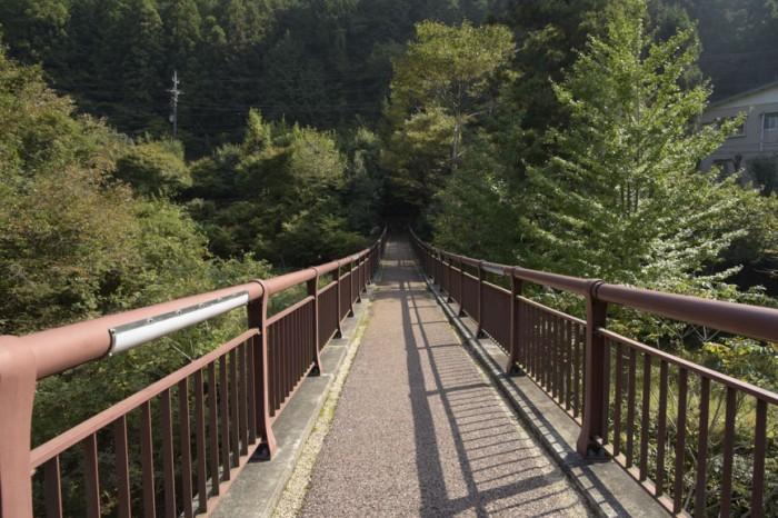 迫力満点の石舟橋!