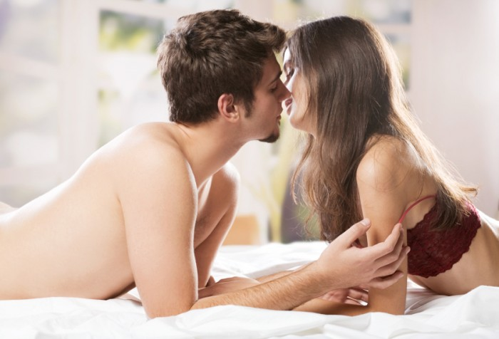 セックスは恋人間の最大の愛情表現!