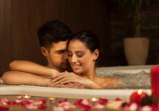 セクシー占い 10/15-【魚座】「プチ旅行が吉。お風呂SEXでイチャイチャと癒し癒されて」