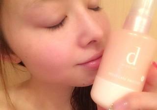 【@yuika】vol.20敏感肌がモチ肌に♡11/21『d プログラム』に新乳液誕生!