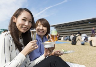 【天皇賞】東京競馬場で見つけた、女子的「GIレース」の楽しみ方。