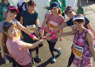 温かい声援、絶景を糧に完走を目指す!「富山マラソン2015」レポート。