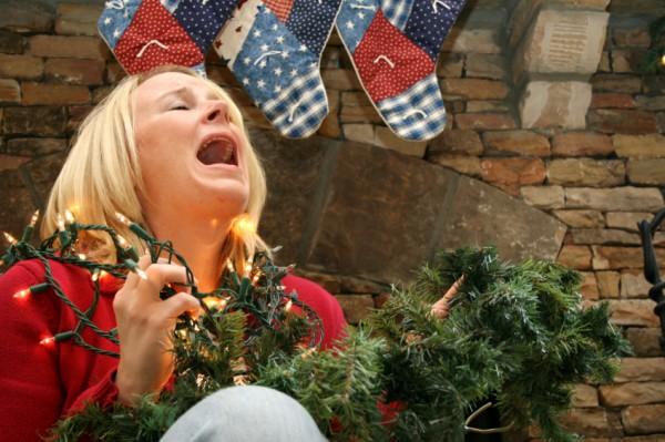 クリスマスなんて、い、い、いらないもん!(涙)