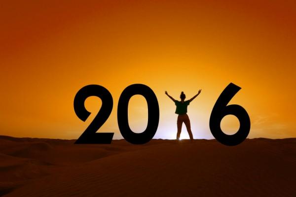 気持ちも新たに、2016年を迎えましょう。