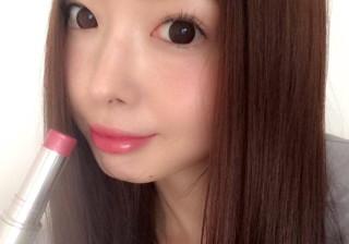 【@yuika】vol.25河北裕介氏のメイクテクを再現!エトヴォス『ミネラルチーク&リップ』