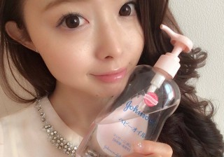 【@yuika】vol.22使い方は4通り!『ジョンソン®ベビーオイル』で全身保湿♡