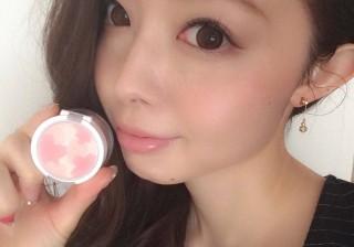 【@yuika】vol.23エテュセ『さくらチークカラー』で春メイクを先取り♪