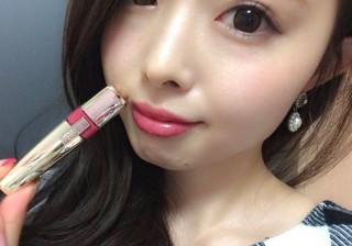 【@yuika】vol.24鮮やかリップが夜まで続く♡ ロレアル パリ『シャインカレス』