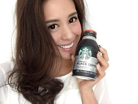 コーヒーを飲む時は絶対にブラック!という黒田 麻理耶さん(no.37)
