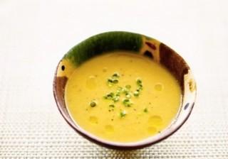 【旬の根菜で温活♪】『ゴボウと人参のポタージュ』で、体をやさしく温める。