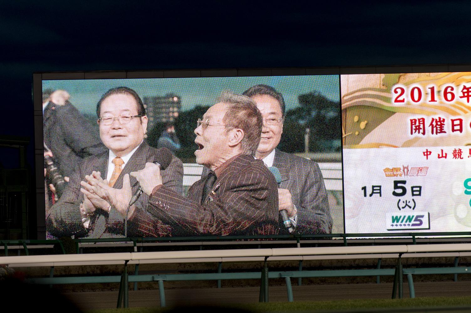 えっ? 北島三郎さんが「まつり」を歌ってる!