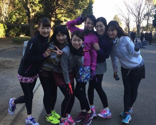 左から能美黎子さん、沖まりねさん、浅井裕美さん、木下紗安佳さん、高木晴香さん、尾谷萌さん