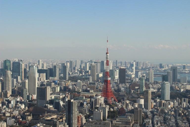 フェルメール 東京タワー