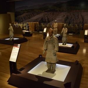 【動き出しそう? 】まもなく閉幕! テーマパークみたいな特別展『始皇帝と大兵馬俑』