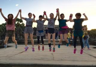 【カンボジアで走る】「アンコールワット国際ハーフマラソン」挑戦記。