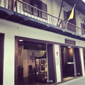 【タイ旅行記】vol.13川沿いのテラスにベッド!? チャンタブリーの古民家ホテルが可愛すぎる。