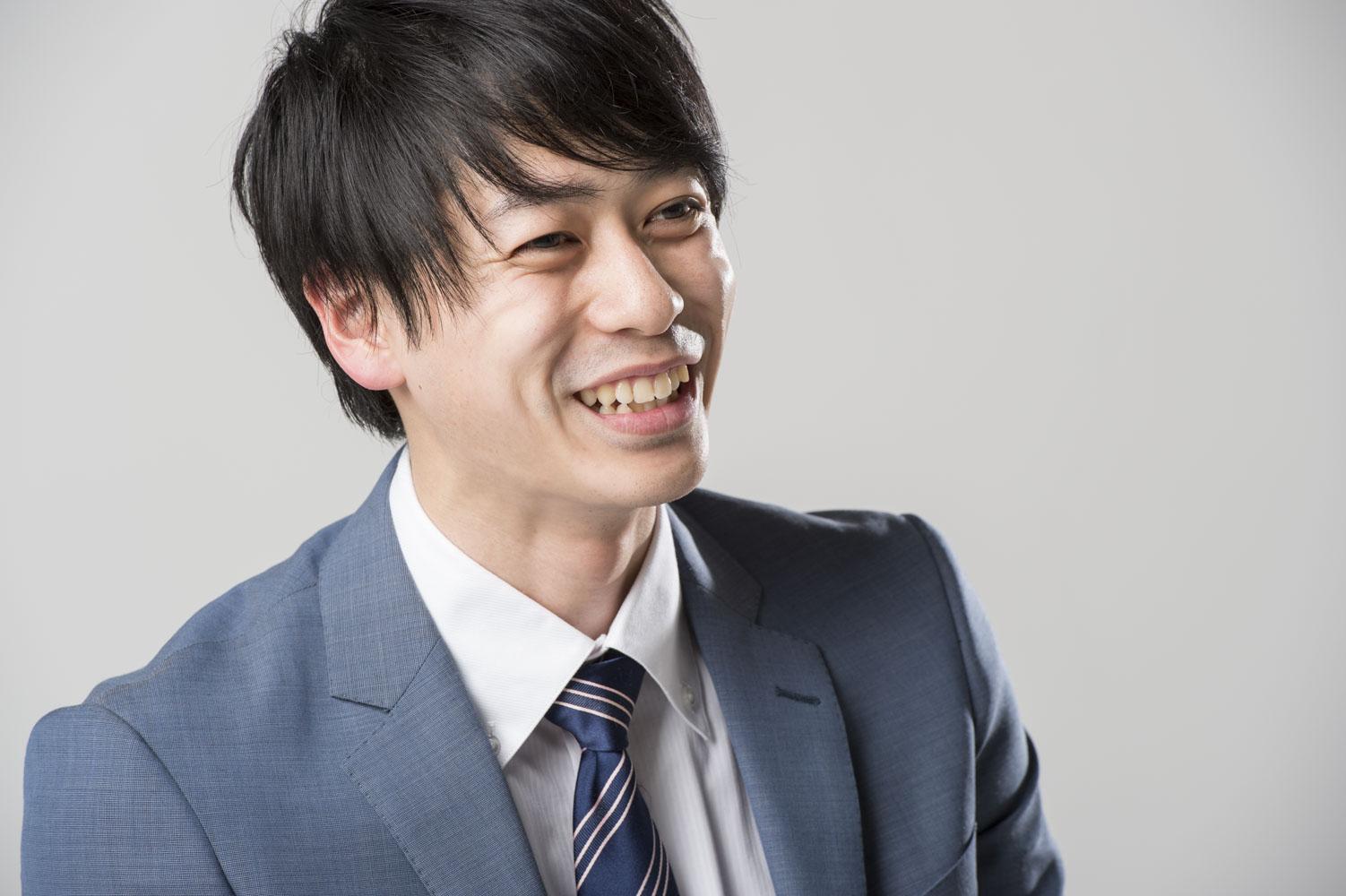 笑顔がチャームポイントの清家選手。はにかむ笑顔も可愛い!